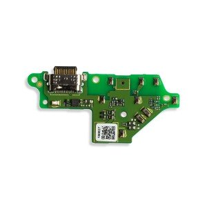 Charging Port Assembly for Moto One Action (XT2013-1 / XT2013-2 / XT2013-4) (Authorized OEM)