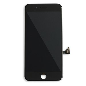 Display Assembly with Small Parts for iPhone 7 Plus (SELECT - EXPRESS) - Black