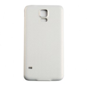 Rear Cover for Galaxy S5 (Generic) - White