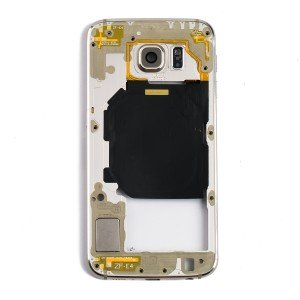 Back Housing for Samsung Galaxy S6 (G920P / G920V) - Gold