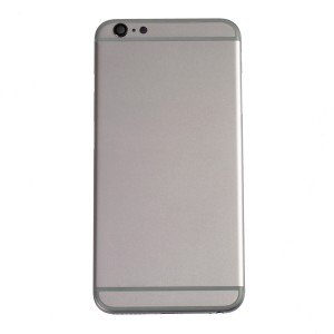 Back Housing for iPhone 6 Plus (Generic) - Space Gray