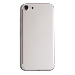 "Back Housing for iPhone 7 (4.7"") (Generic) - Silver"
