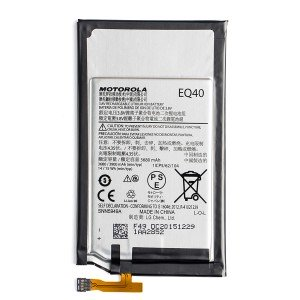 Battery (EQ40) for Motorola Droid Turbo (XT1254) (Authorized OEM)