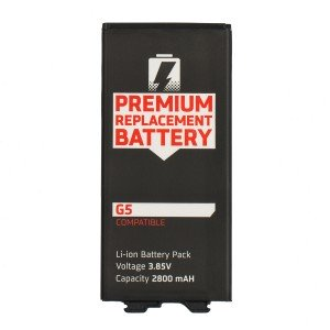 Battery for LG G5 (MDSelect)