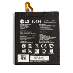 Battery for LG V30 / V35 ThinQ (BL-T34) (Genuine OEM)