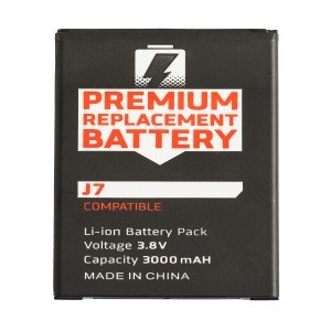 Battery for Samsung Galaxy J7 (J700) (MDSelect)