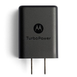 Motorola TurboPower 15 Wall Charger (Authorized OEM)