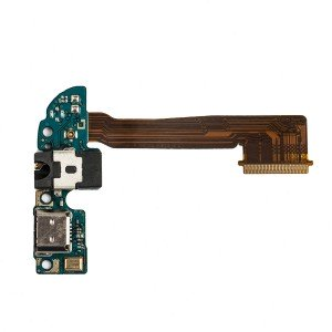 Charging Port Flex Cable for HTC One M8 (16 GB Version) (Single Antenna)