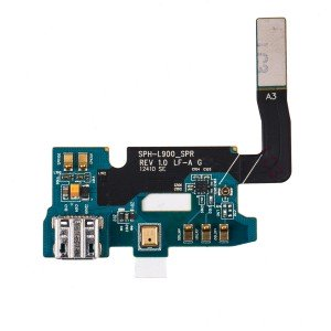 Charging Port Flex Cable for Samsung Galaxy Note 2 (L900)