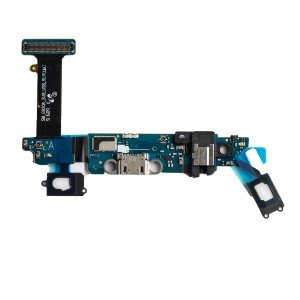 Charging Port Flex Cable for Samsung Galaxy S6 (G920A)