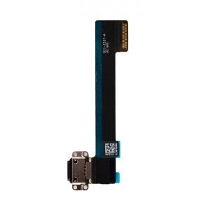 Charging Port Flex Cable for iPad Mini 4 - Black