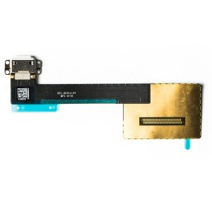 "Charging Port Flex Cable for iPad Pro (9.7"") - White"