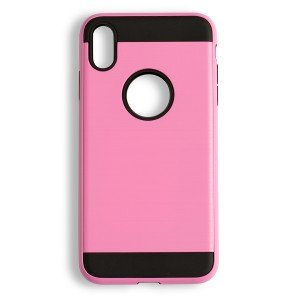 "Fashion Style Case for iPhone XS Max (6.5"") - Pink"