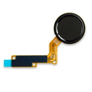 Home Button Flex Cable for LG K20 (Genuine OEM) - Black