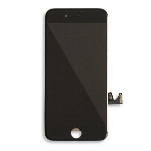 "LCD & Digitizer Frame Assembly for iPhone 7 (4.7"") (Advanced) - Black"