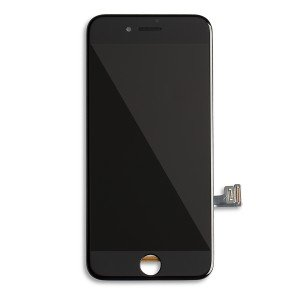 """LCD & Digitizer Frame Assembly for iPhone 8 (4.7"""") (Advanced) - Black"""
