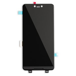 LCD & Digitizer for Google Pixel 3 XL - Black