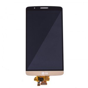 LCD & Digitizer for LG G3 - Gold