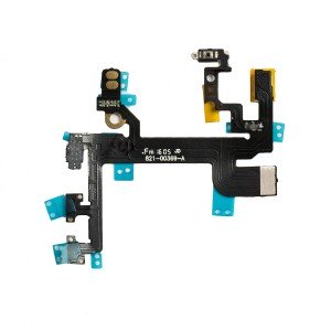 Power & Volume Flex Cable for iPhone SE