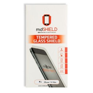 "Tempered Glass Shield (0.33mm) for iPhone XS Max (6.5"") (MD Packaging)"