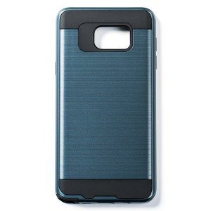 Tough Fashion Style Case for Samsung Galaxy Note 5 - Blue