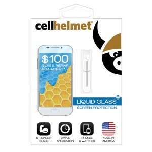 cellhelmet Liquid Glass+ Screen Protection (Phone)