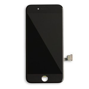LCD Frame Assembly for iPhone 7  (PRIME - Certified Refurbished) - Black