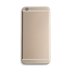 Back Housing for iPhone 6 Plus (GENERIC) - Gold