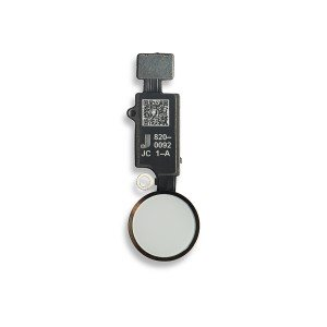 JC Home Button Flex Cable for iPhone 7 / 7+ / 8 / 8+ / SE2 - Gold (Latest Version)