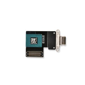 """Charging Port Flex Cable for iPad Pro 11"""" (2nd Gen) - Silver"""