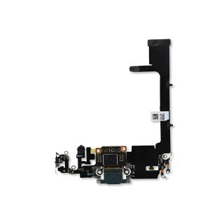 Charging Port Flex with Sub-Board for iPhone 11 Pro (PRIME) - Midnight Green