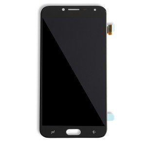 OLED Assembly for Galaxy J4 (J400) (OEM - Certified Refurbished) - Black