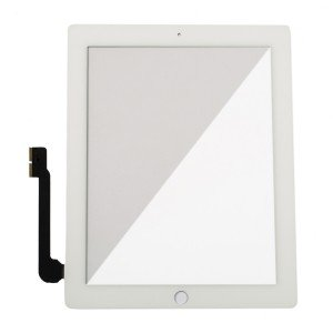 Digitizer for iPad 3 / iPad 4 (PrimeParts - Premium) - White