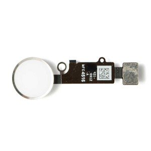 Home Button Flex Cable for iPhone 8 Plus - Silver (Cosmetic Replacement)