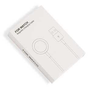 Apple Watch Magnetic Charging Cable (OEM Quality) - White