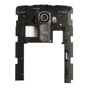 Back Housing for LG G4 (H810 / H811 / VS986 / LS991) - Black