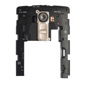 Back Housing for LG G4 (H810 / H811 / VS986 / LS991) - Gold