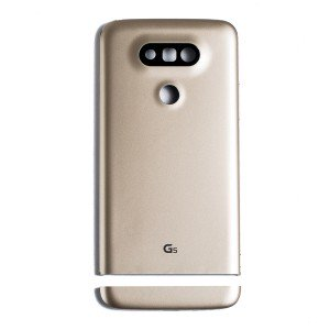 Back Cover for LG G5 (Universal - No Carrier Logo) - Gold