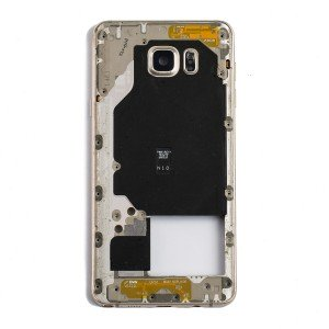 Back Housing for Samsung Galaxy Note 5 (N920A / N920T) - Gold