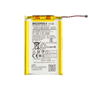 Battery (FC40) for Moto G3 (Authorized OEM)
