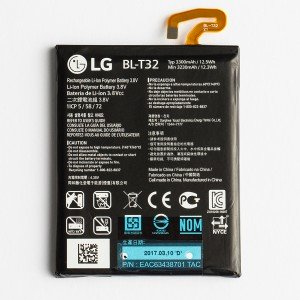 Battery for LG G6 (BL-T32)(Genuine OEM)