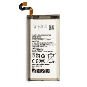 Battery for Samsung Galaxy S8 (PrimeParts) New Zero-Cycle