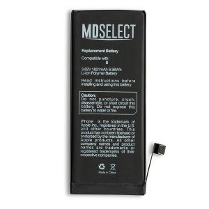 Battery with Adhesive for iPhone 8 (SELECT)