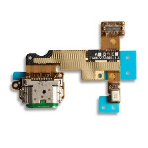Chargeport Flex Cable for LG G6 (Genuine OEM)