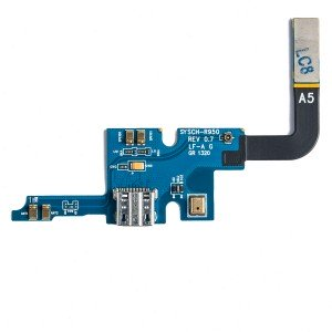 Charging Port Flex Cable for Samsung Galaxy Note 2 (R950)