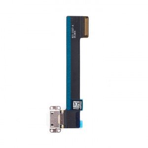 Charging Port Flex Cable for iPad Mini 4 - White