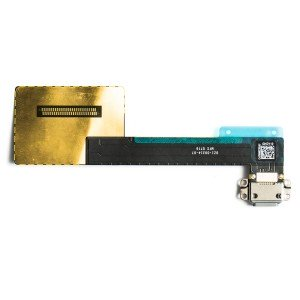 "Charging Port Flex Cable for iPad Pro (9.7"") - Gold"