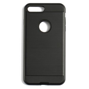 """Fashion Style Case for iPhone 8 Plus (5.5"""") - Black"""