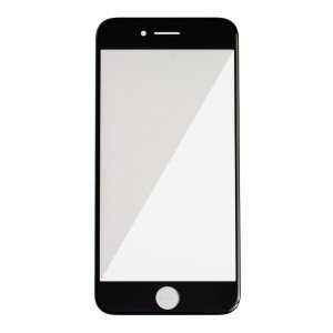 "Glass Lens for iPhone 7 (4.7"") - Black"