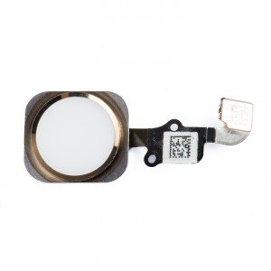 Home Button Flex Cable for iPhone 6 - Gold (No Touch ID)